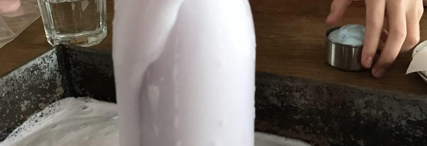 fun foam experiment
