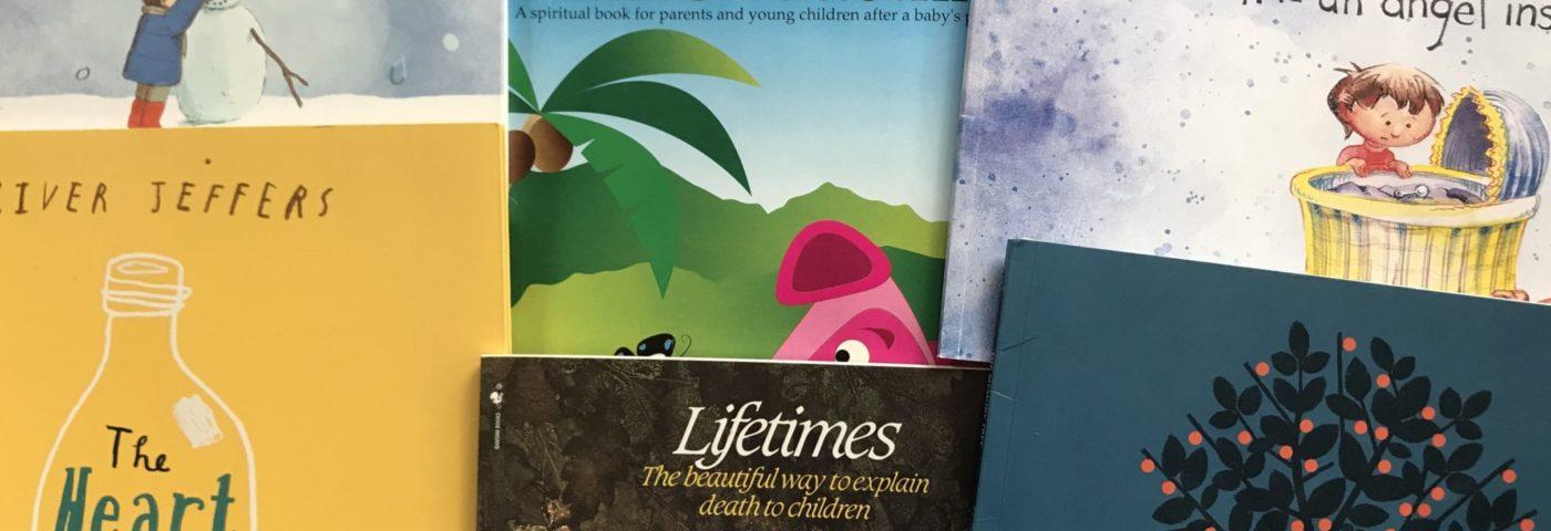 books to help children with grief & death