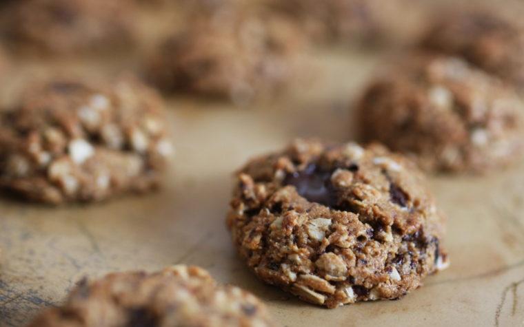 chocolate choo choo cookies